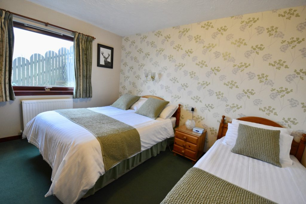 Balcarres - bedroom - fort william