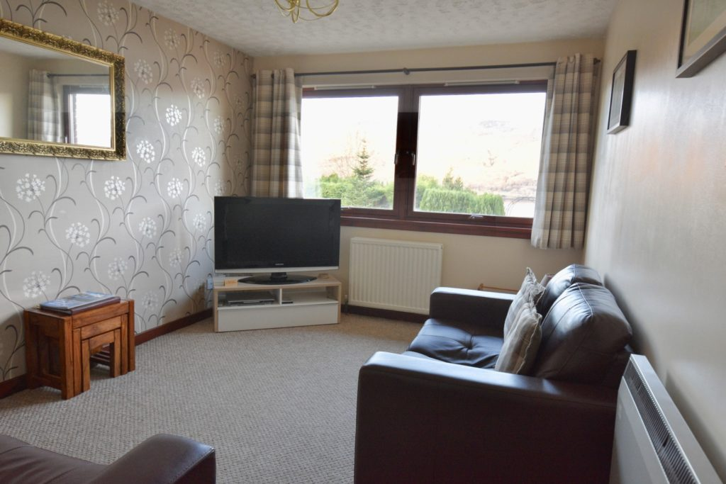 lounge Holiday Apartment Fort William