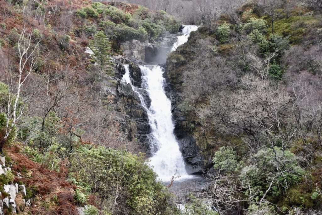 inchree falls